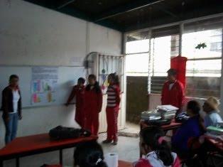 Grupo del profesor Alberto