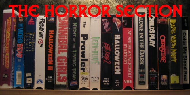 The Horror Section