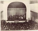 Presentacion en el Teatro Nueva Granada