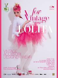 V for vintage brings LOLITA