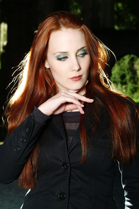 Simone Simons - Actress Wallpapers