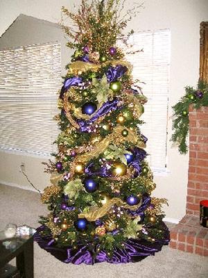 Actualizame decoraciones de arboles de navidad en la - Decoracion arboles navidenos ...