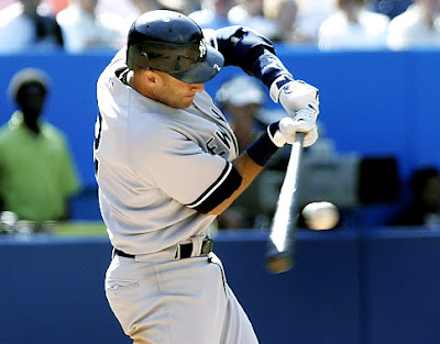 derek jeter. Derek Jeter is four hits away