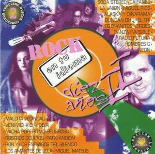 rock en tu idioma+2 descarga gratis 10 AÑOS DE ROCK EN TU IDIOMA 6 CDS