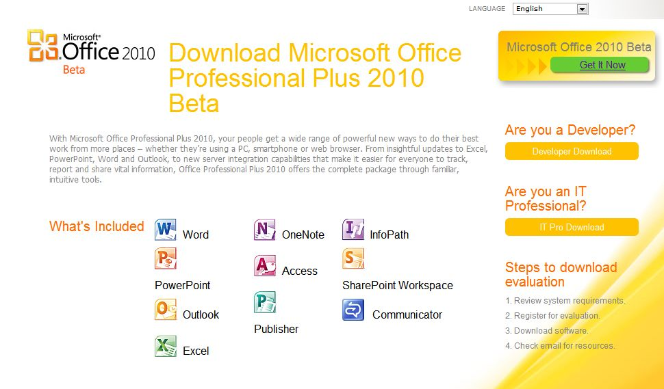Microsoft office 2010 pro plus download for pc bertylpenny - Download office professional plus ...