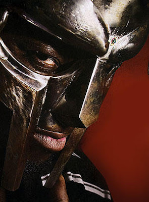 MF Doom is one of the best known MCs in underground hip-hop today.