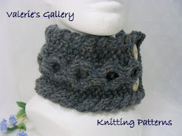 Valerie's Knitting Patterns