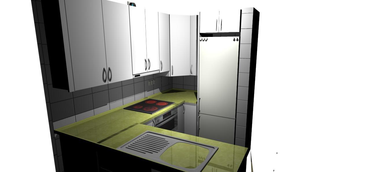 FORMAS ALMACEN DE COCINAS: Tengo un calentador en mi cocina