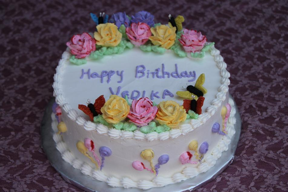 ... cakes birthday cakes flower cakes fondant decorations whipped cream