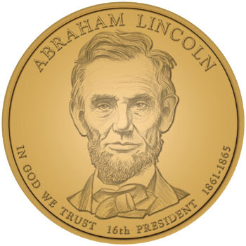 Abraham Lincoln Dollar Designer and Engraver: Don Everhart