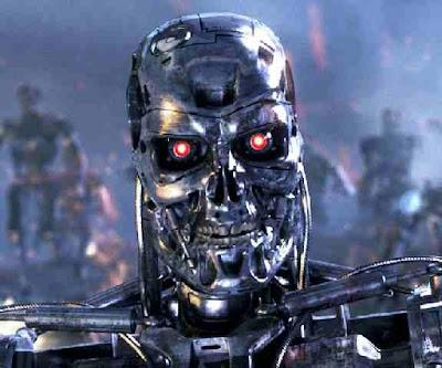 """terminator robot - """"Terminator 5"""", es un hecho."""