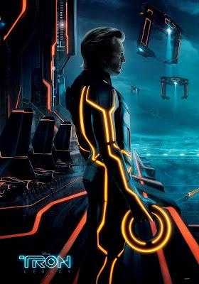 45896 - Póster de Tron Legacy.