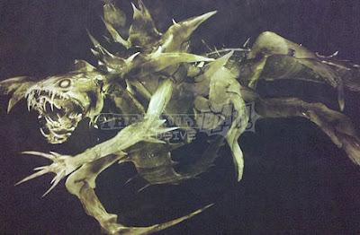 greenlanternparallax - Arte Conceptual de Parallax, para Green Lantern.