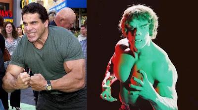 lou ferrigno hulk - Ferrigno, el Hulk de la tele, estará en The Avengers