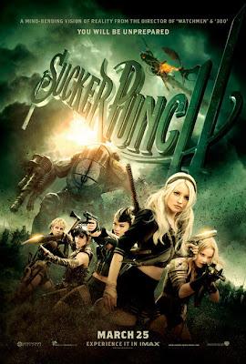 suckerpunchposter - Nuevo poster de Sucker Punch