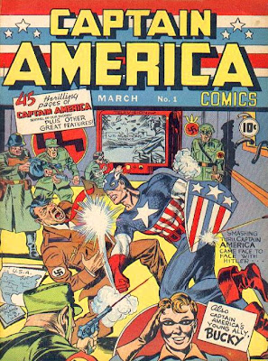 3426047798 75503a6b41 o - El Capitán América golpeara a…. ¡Hitler!