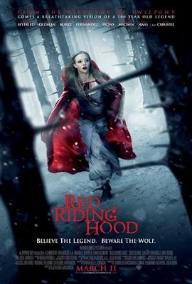 redposter2 - Nuevo póster de Red Riding Hood