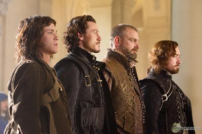 hr The Three Musketeers 3 - Nuevas fotos de Los Tres Mosqueteros