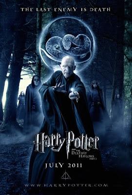 db poster 10201 - Póster y primera imagen oficial de HP y las reliquias de la muerte P.2