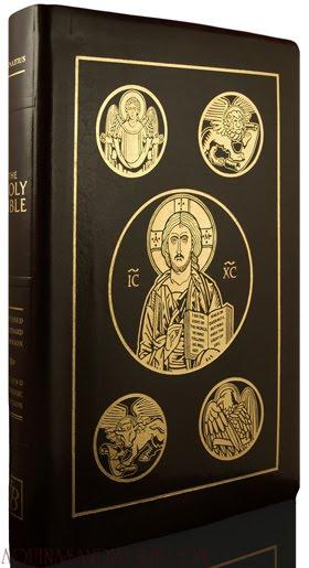 Catholic Bibles Ignatius Rsv 2ce Revisited