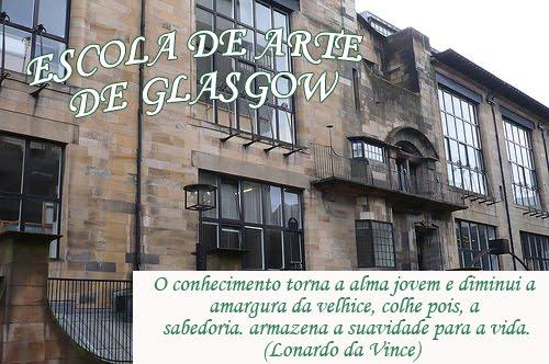 ..Escola de arte de Glasgow