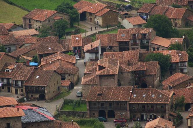 Les toits de Carmona