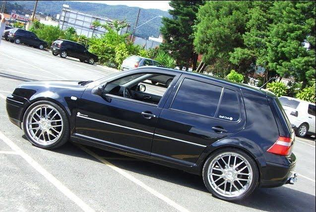 Top Carros revisão mundo: Carros Tuning - Golf Tuning QR08