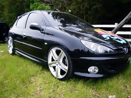 peugeot 206 tuning. Peugeot 206 tuning
