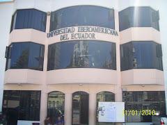 EDIFICIO DE LA ESCUELA DE TURISMO, HOTELERIA Y GASTRONOMIA