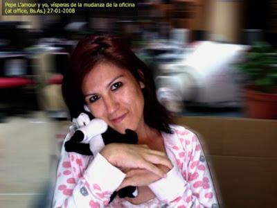 Pepe L'amour y yo