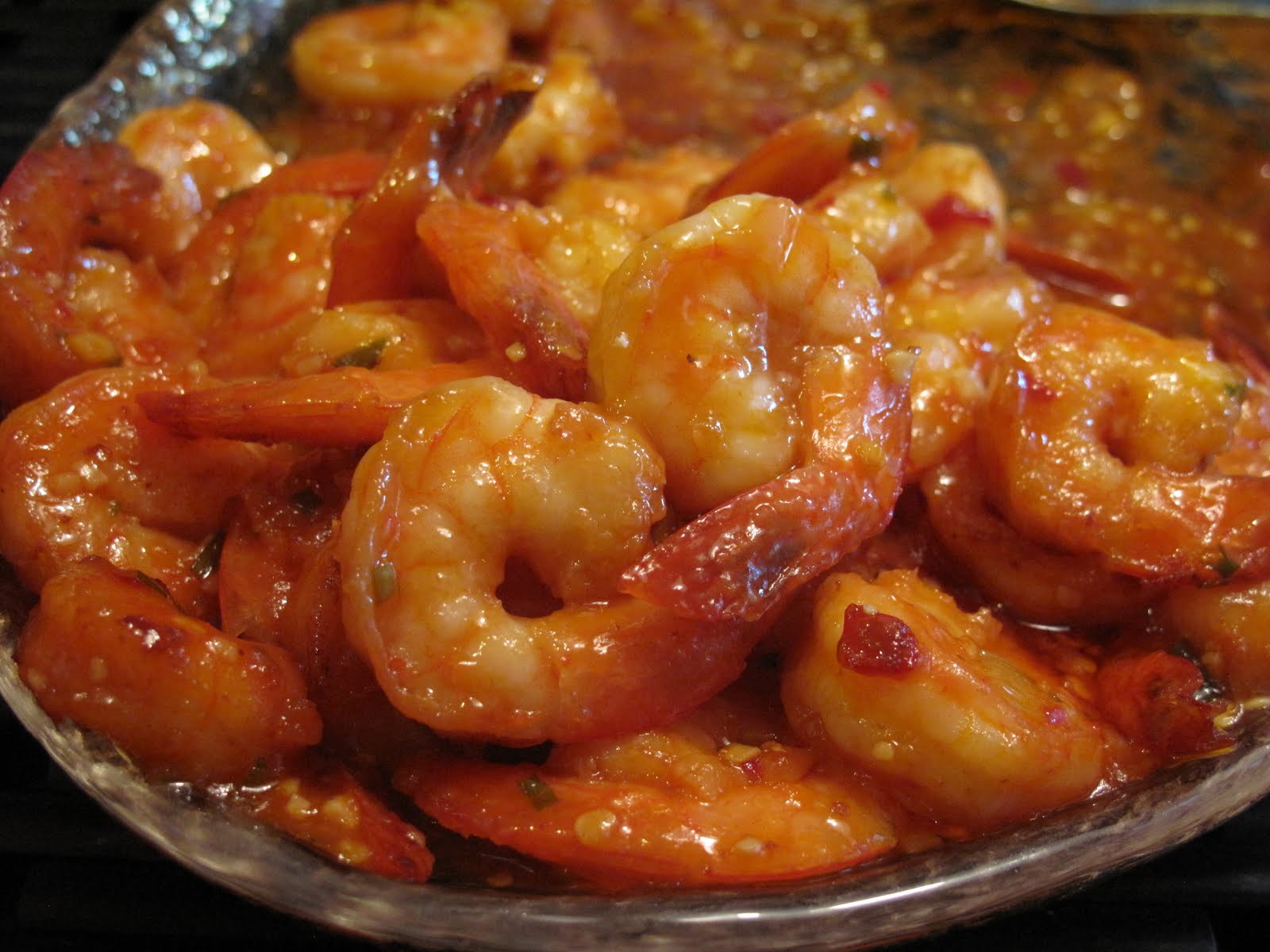 Portraits by Christina blog: Spicy Shrimp Recipe