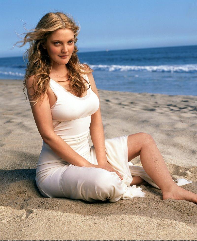 hot drew barrymore wallpapers. Hot Actress Drew Berrymore