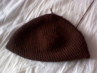 Gussetted Helmet Liner - Ravelry - a knit and crochet