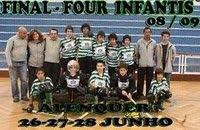 4º LUGAR CN INFANTIS 2009