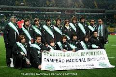 CAMPEÕES NACIONAIS INICIADOS 2008