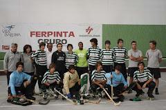 CAMPEÕES DISTRITAIS INICIADOS 2008