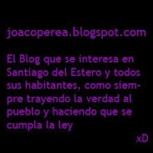 Joaco Perea Blog`s