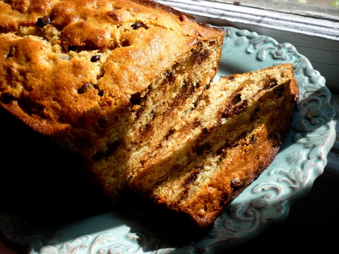 Easy Pumpkin Chocolate Chip Bread Recipe Allrecipescom | Party ...