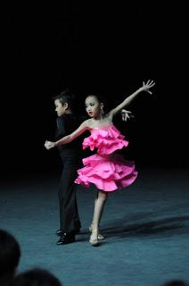 Amateur ballroom dance association