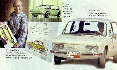 Márcio Piancasteli e os projetos iniciais da Brasília