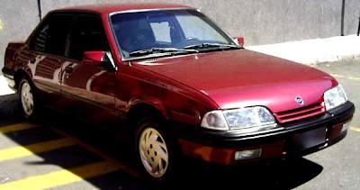 Monza GLS 1996 4 portas