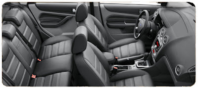 Interior do Novo Ford Focus