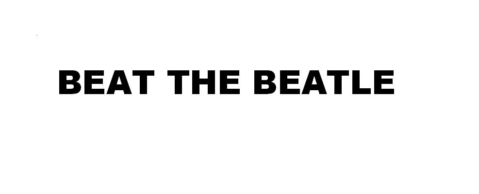 BEAT THE BEATLE