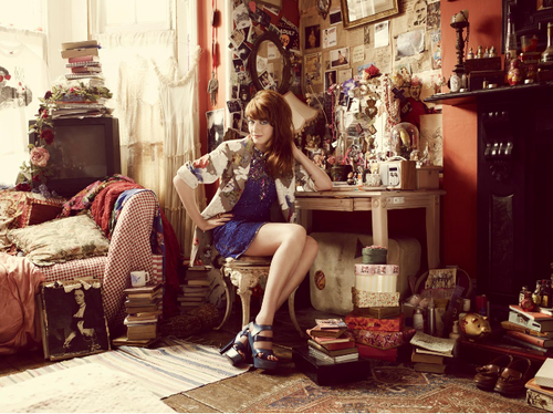 17 Tracks Online Florence The Machine Quot Cosmic Love Quot