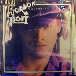 Cover Album of GORDON GRODY 1978 EXCLUSIVELY YOURS