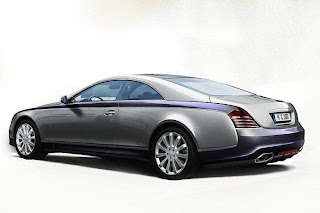 A good looking Maybach :O