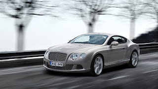 Bently Continental   on In Other Words  Bentley Continental Gt Offers Whatever You Want To
