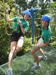 Zip Line through the Jungle!