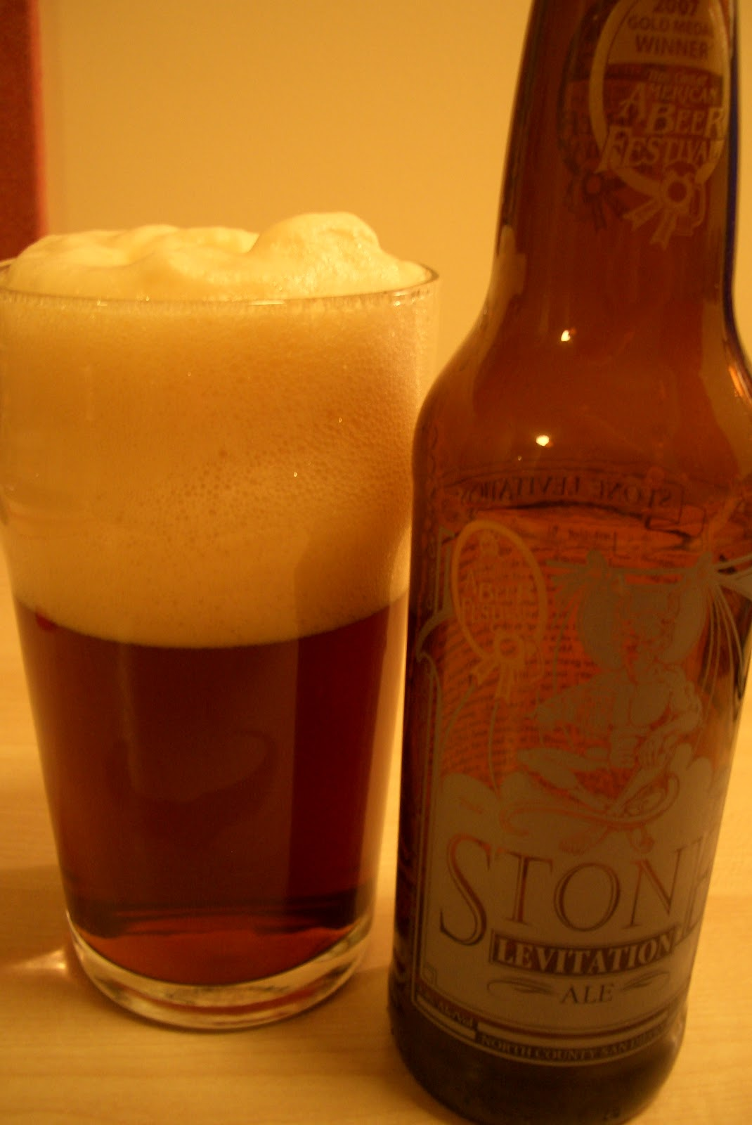 Stone Levitation Ale : Ιστορίες από το Στύλο Μπυροπαρουσίαση stone