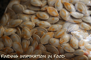 how to cook pumpkin seeds on skillet